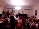 Оркестр Киевской детской школы искусств №2 - Leroy Anderson - The Waltzing Cat (только струнные)