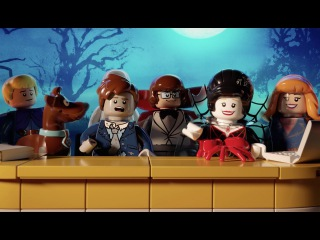 LEGO® News Show: Episode 2 - Halloween Edition with the Scooby Doo Gang
