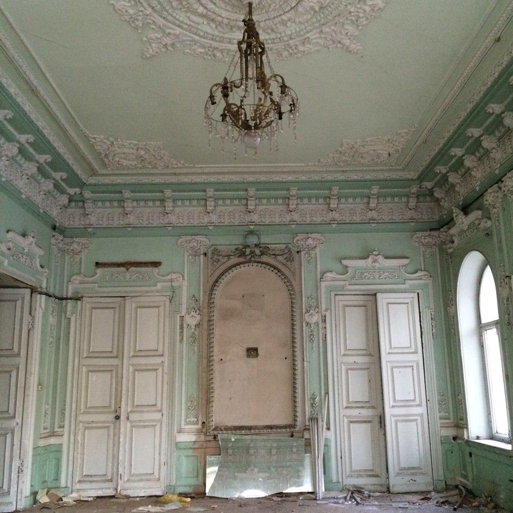 Усадьба вице-губернатора Александровского В.П (особняк Геклемишева)