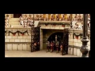 Казнь древних христиан.
