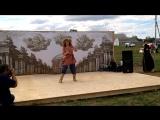 Великий Булгар - 2015. Танцы с оружием. Милые девушки из Твери.