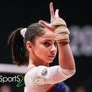 Седа Тутхалян, российская гимнастка, заслуженный мастер спорта России