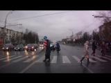 Водитель сбил пешеходов в Иваново