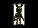 «ФНАФ 4 - Картинки» под музыку OST Five Nights at Freddys - The Living Tombstone.