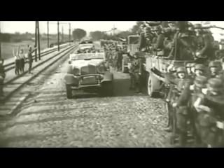 22_09_1939. Брест. Совместный парад Вермахта и Советских войск _ Marsсh Erika