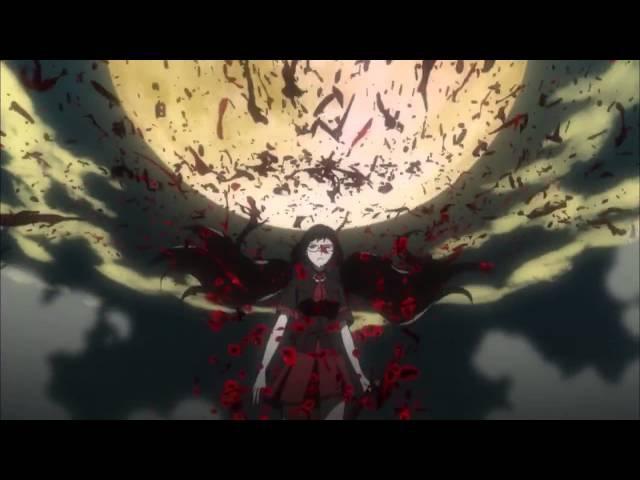 Blood-C The Last Dark amv dubstep