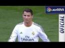 Chilena de Cristiano Ronaldo y paradón de Roberto
