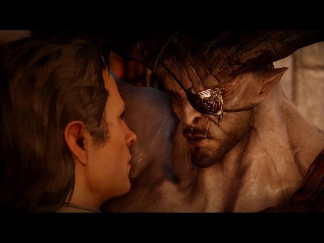 The Iron Bull Romance | Dragon Age: Inquisition