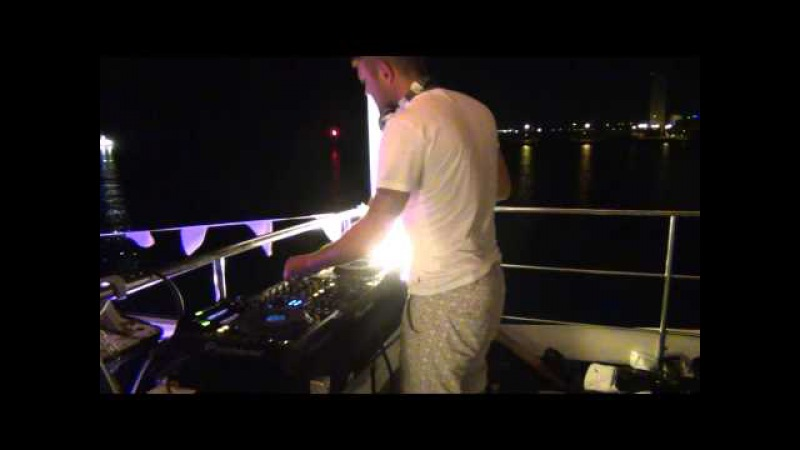 Jase Thirlwall Live @ Fusion of Sound New Ghibli Cesenatico (Italy) 14/07/2013