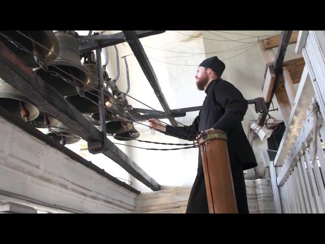 Звон Свято-Троицкой Сергиевой лавры