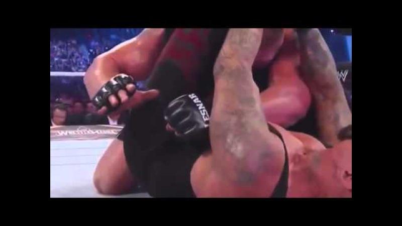 WWE Wrestlemania 30 2014 Undertaker vs Brock Lesnar Full Match