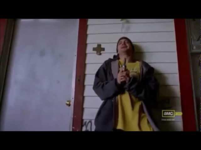 Jesse Pinkman - Where is my money?? Bitch!!