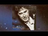 Bryan Ferry live in Paris 2000