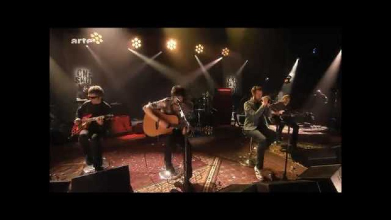 Kasabian - Thick as Thieves (live@oneshotnot)