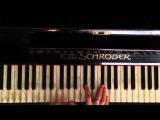 Баста feat. Тати - Я или Ты пианино видео урок ( Tutorial )