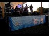 Матроскин Band - 1 (live @ Орешек 03.08.2014) Високосное лето