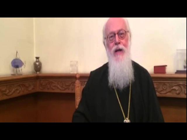 Звернення Предстоятеля Албанської Православної Церкви до боголюбивого народу України