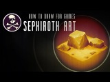 How to Draw for Games #12 Isometric Stone
