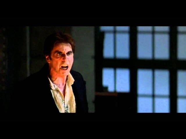 Al Pacino's speech about God The Devil's Advocate