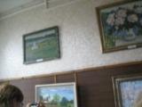 Выставка картин современной сиверской художницы