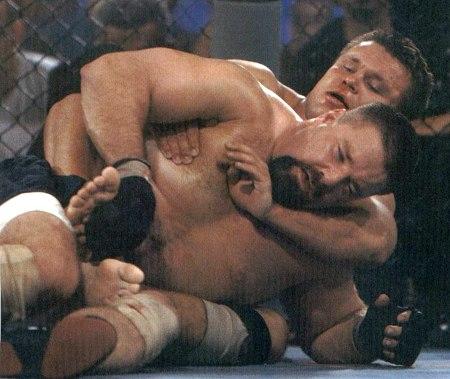 Олег Тактаров – Танк Эббот – UFC 6