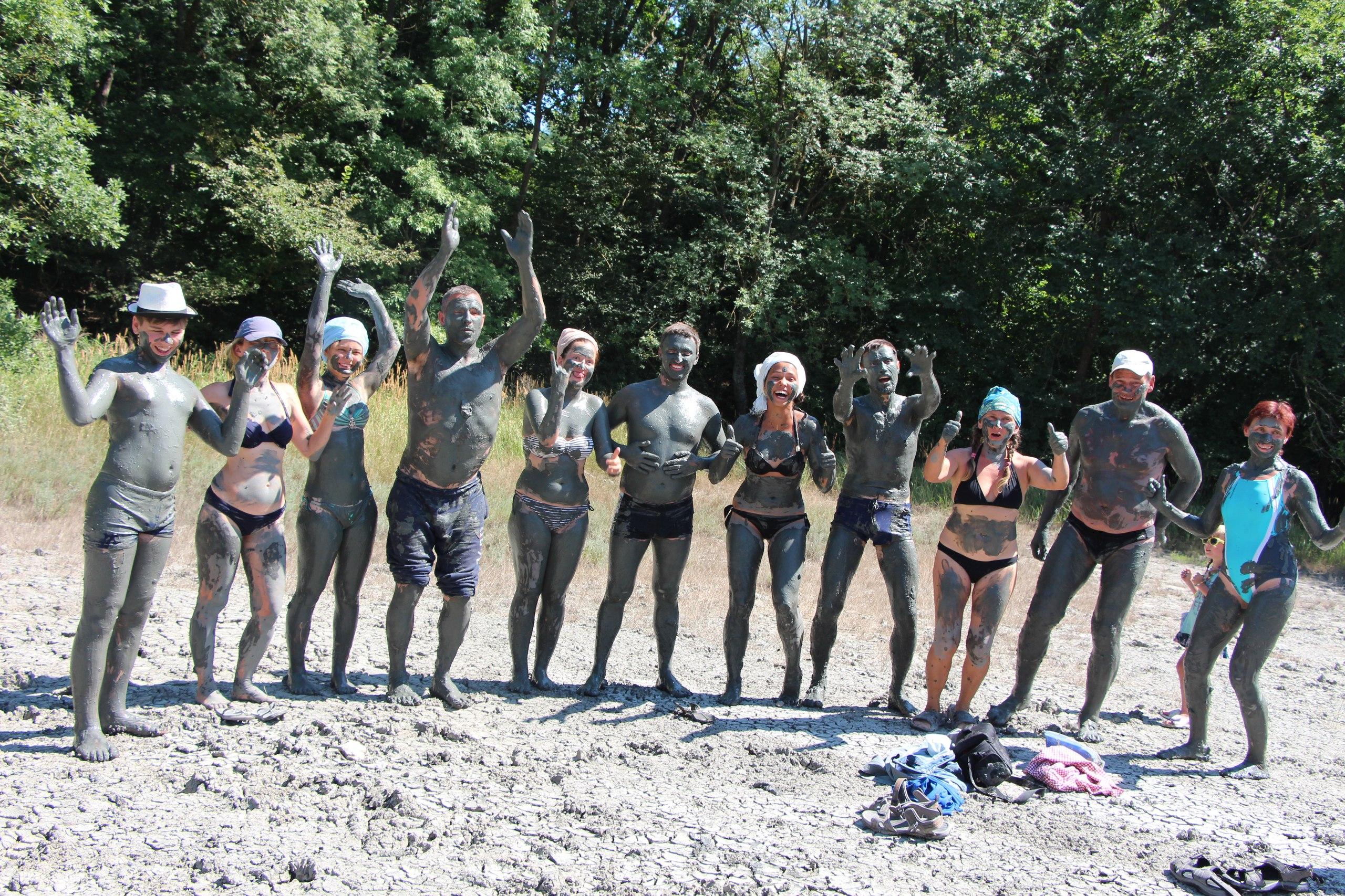 Поездка на грязевые источники! =)  Фото 23 июля 2015 года =)