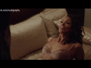 Элла Томас (Ella Thomas) в нижнем белье в сериале
