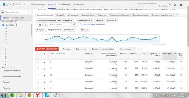 Слив трафика в google adwords a бабаев контекстная реклама