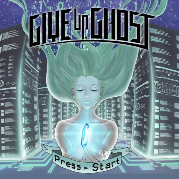 Give Up, Ghost - Press Start (EP) (2014)