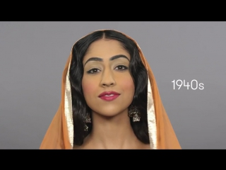 100 лет красоты - эпизод 7 (Индия)