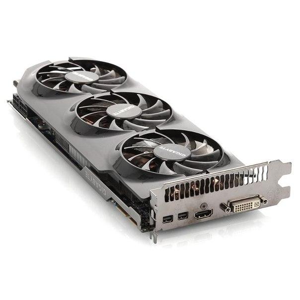 Видеокарта gigabyte gv-r928xoc-3gd, r9 280x, 3072мб, gddr5, retail