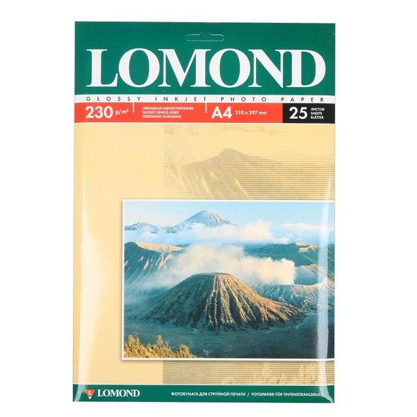 Фотобумага a4 lomond 0102049, 230 г/м2