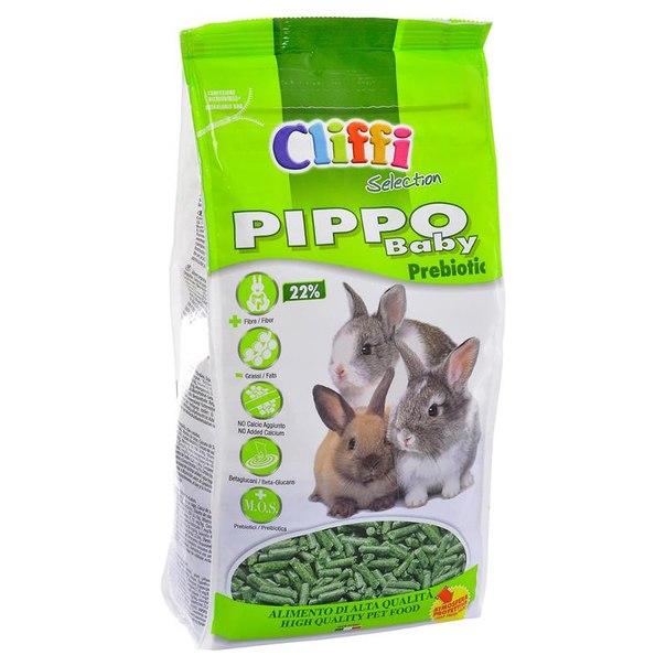 Корм для крольчат и молодых кроликов cliffi, пребиотик