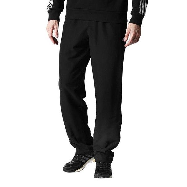 Брюки adidas ess stanford b aa1665, мужские, черные