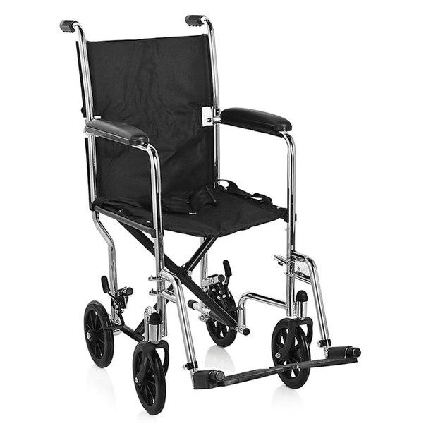 Кресло-коляска для инвалидов армед 2000 (17 дюймов)