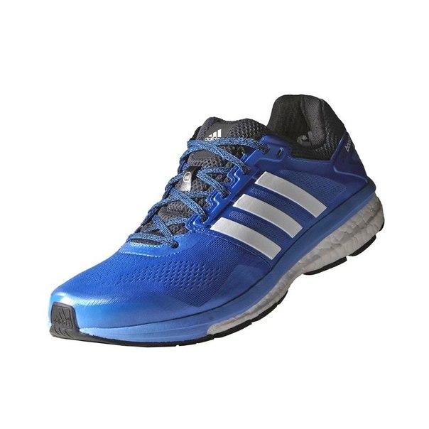 Кроссовки adidas supernova glide 7 m b36000, мужские, синие