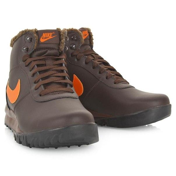 Ботинки nike nike hoodland leather 654887-202