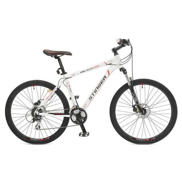 Велосипед stinger reload 2.5, белый (х38546-к)