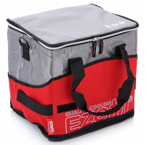 Изотермическая сумка ezetil keep cool extreme 28 red