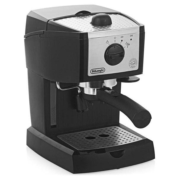 Кофеварка эспрессо delonghi ec 155, 15 бар, 1050 вт