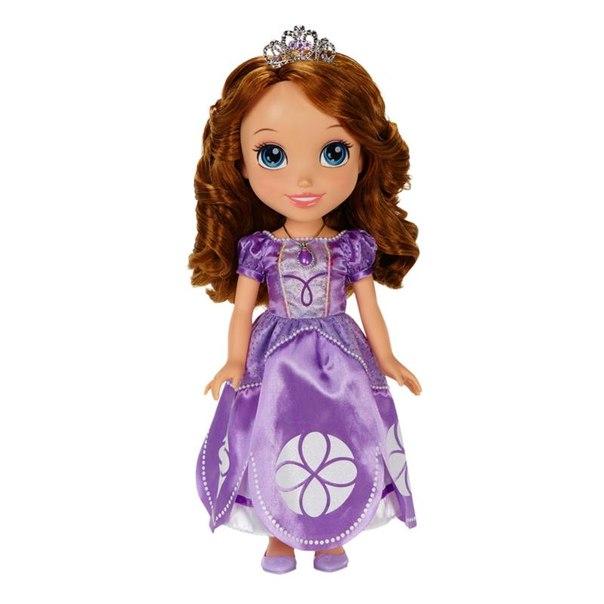 Кукла принцессы дисней софия, 37 см