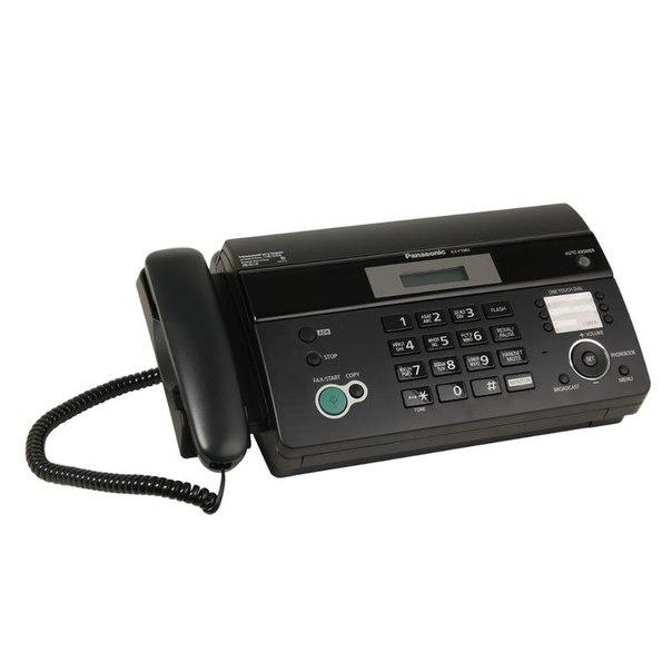 Факс panasonic kx-ft982rub