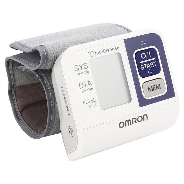 Тонометр omron r2