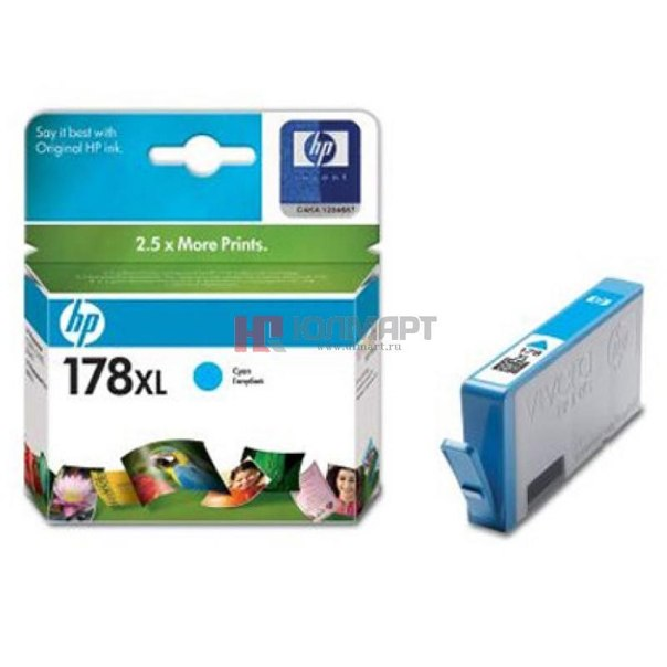 Картридж hp cb323he №178xl