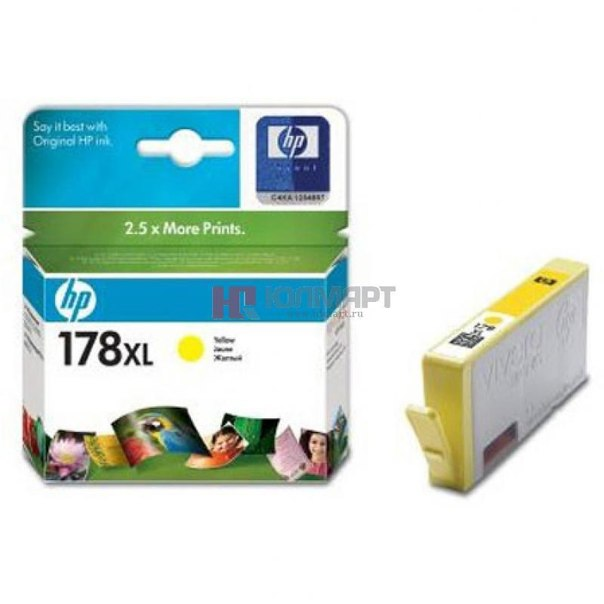 Картридж hp cb325he №178xl