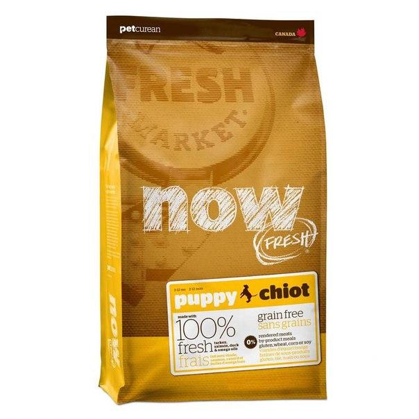 Корм сухой now natural holistic для щенков, беззерновой (с индейкой, уткой и овощами) 2,72 кг