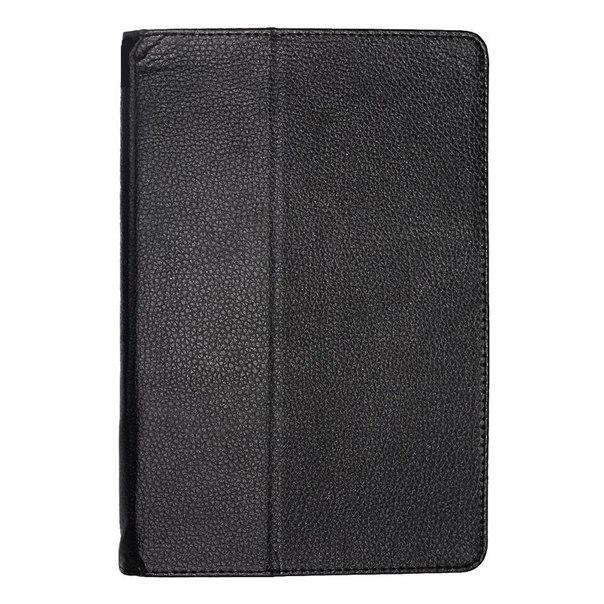Чехол-книжка skinbox case standard для lenovo a7600, черный