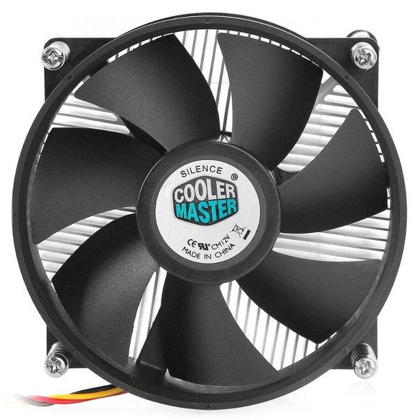 Кулер cooler master dp6-9edsa-0l-gp