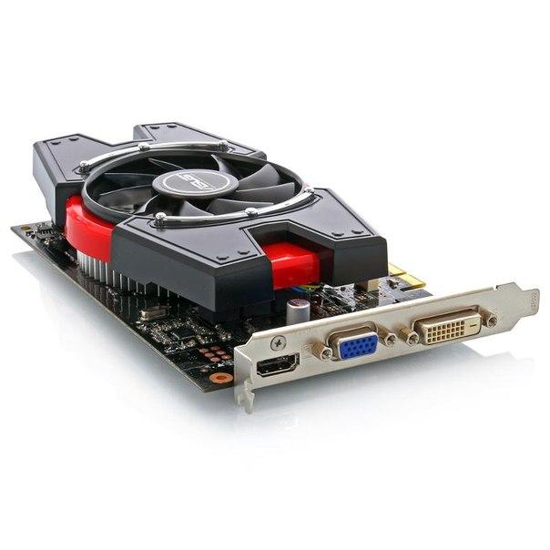 Видеокарта asus gtx650-e-2gd5, gtx650, 2048мб, gddr5, retail