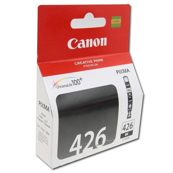 Картридж canon cli-426bk